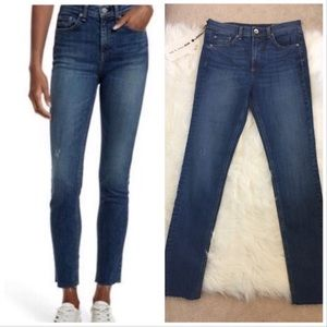 NWT rag & bone high rise skinnies